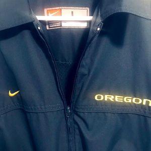Nike UofO men's sporty dress jacket